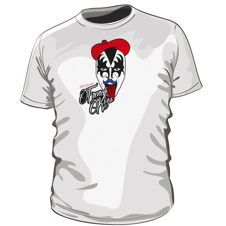 frenchkiss-tshirt