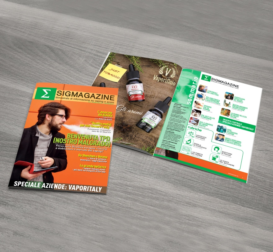 Editoria - Sigmagazine2
